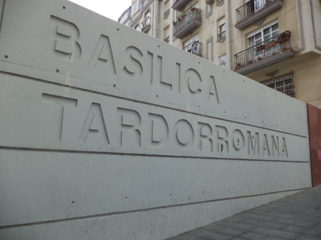 Cover photo of resource de Basílica Tardorromana de Ceuta