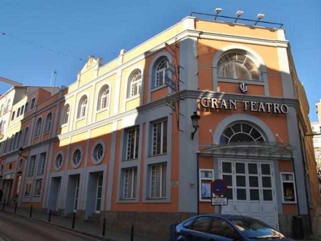 Cover photo of resource - Gran Teatro de Cáceres