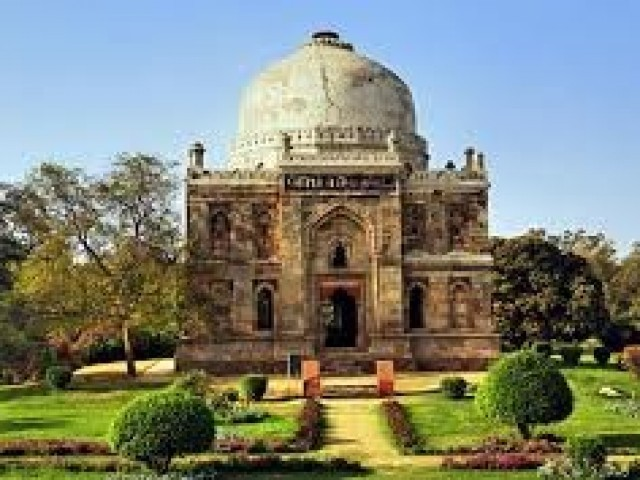 Cover photo of resource - Lodhi Gardens