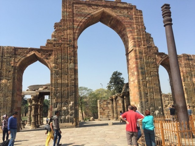 Cover photo of resource - Qutab Minar