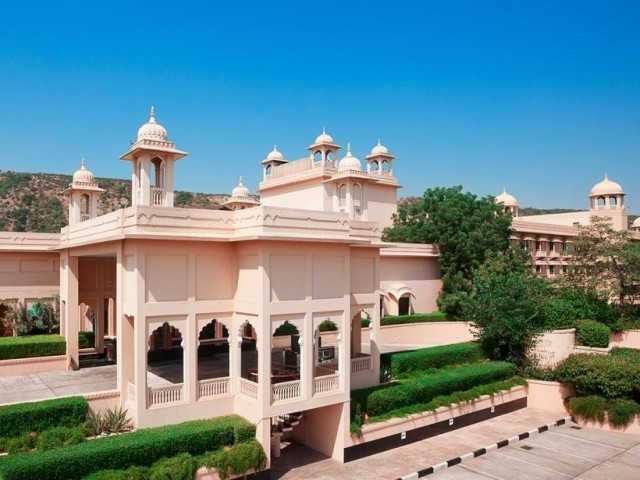 Cover photo of resource - Hotel Trident Jaipur 5*