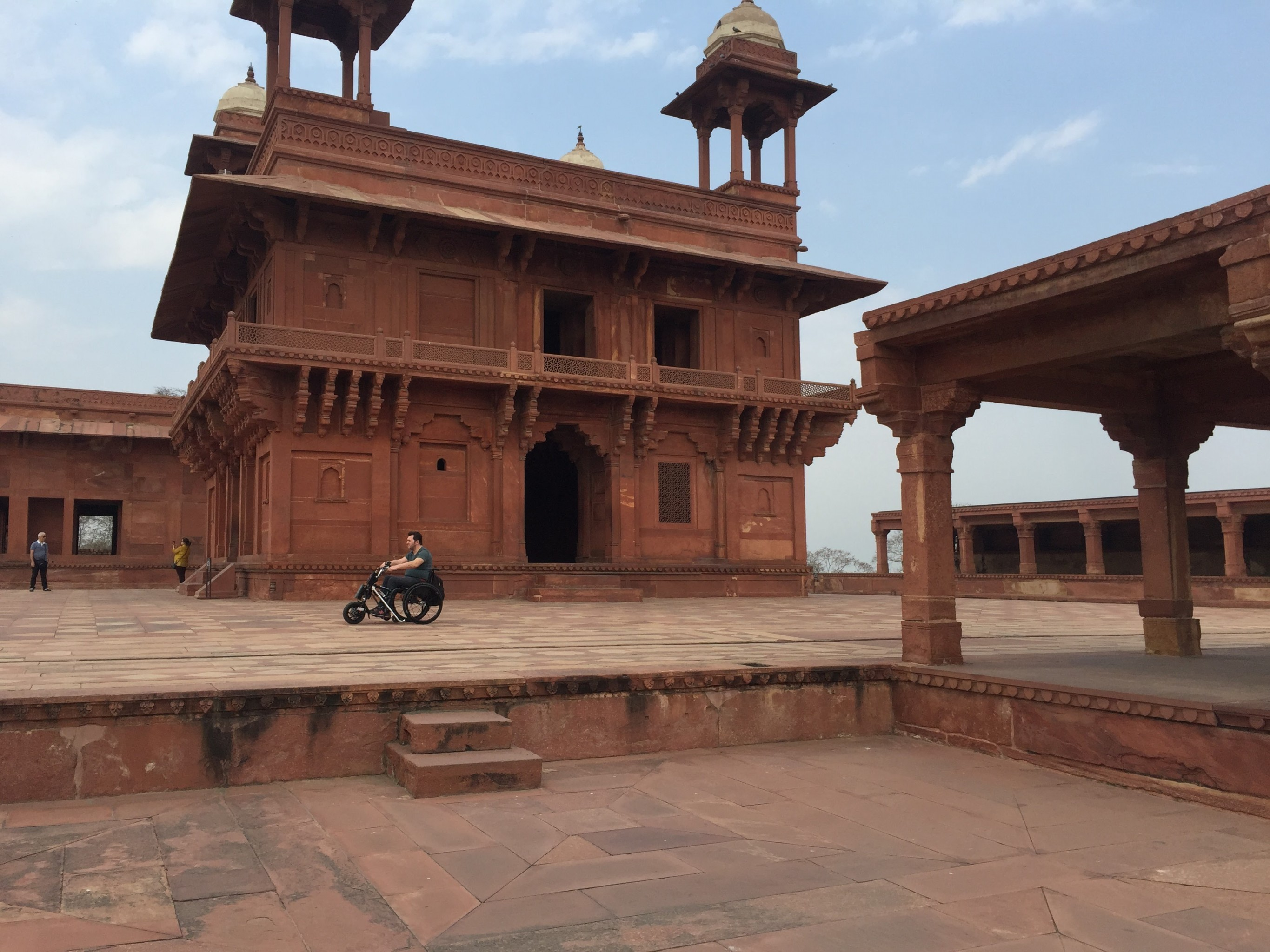 Cover photo of resource - Fathepur Sikri (Ciudad abandonada)