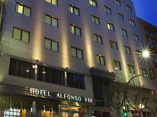 Cover photo of resource de Hotel Alfonso VIII (H****)