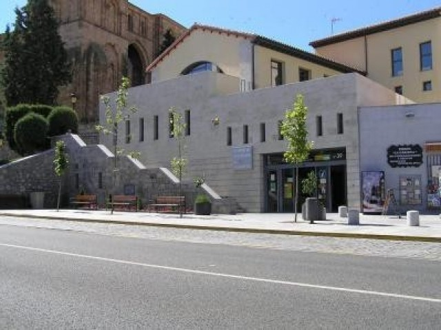 Cover photo of resource de Centro de Recepción de Visitantes de Ávila