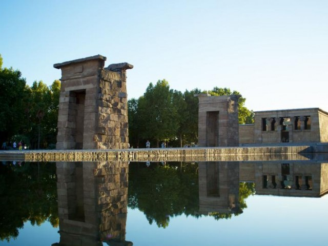 Cover photo of resource de Templo de Debod