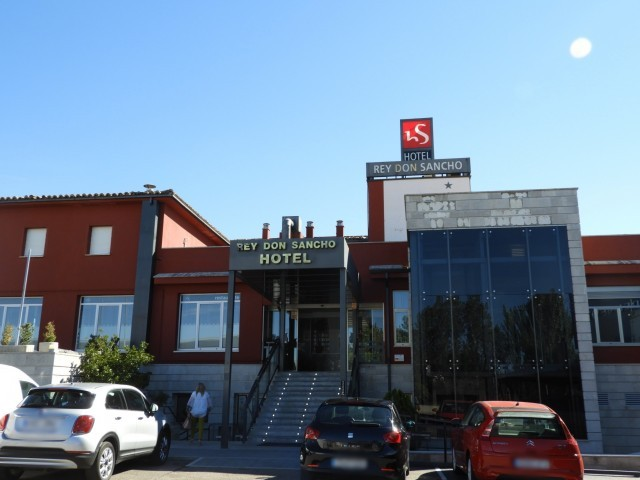 Cover photo of resource de Hotel Rey Don Sancho (H***)