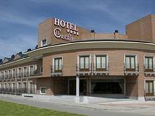 Cover photo of resource de Hotel II Castillas (H****)