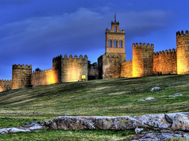 Cover photo of resource de Muralla de Ávila