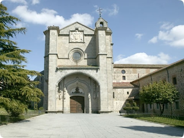 Cover photo of resource de Real Monasterio de Santo Tomás