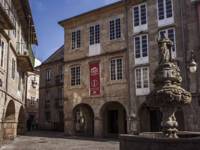 Cover photo of resource de oficina turismo lugo;centro interpretacion de la muralla