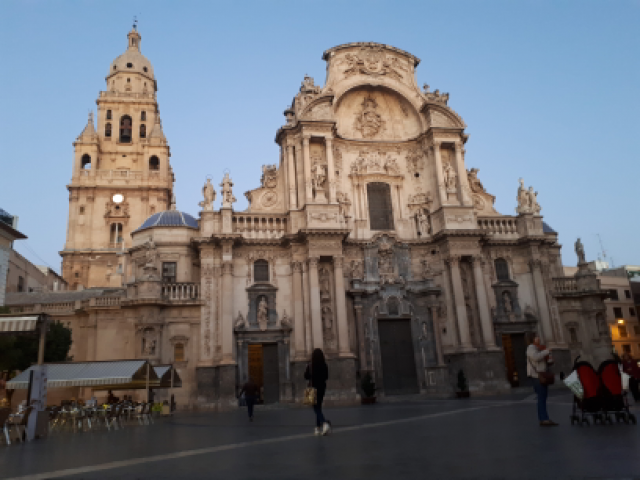 Cover photo of resource de Catedral de Murcia