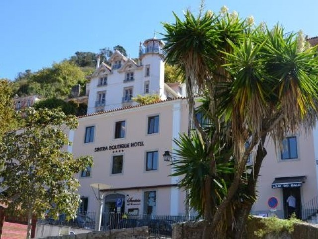 TUR4all - Sintra Boutique Hotel e0105ebc47cb8