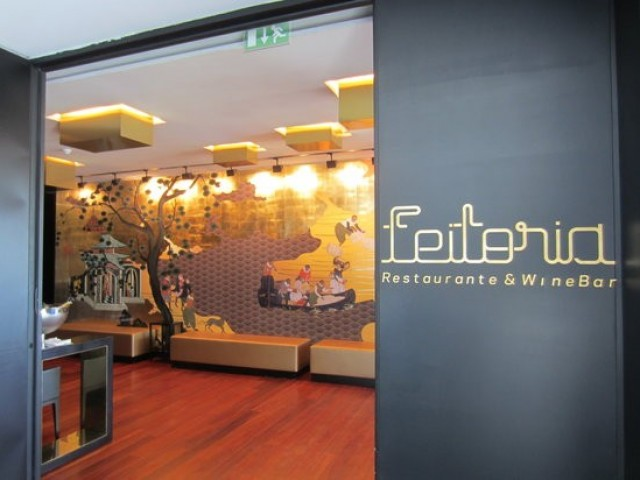 Cover photo of resource - Restaurante Feitoria