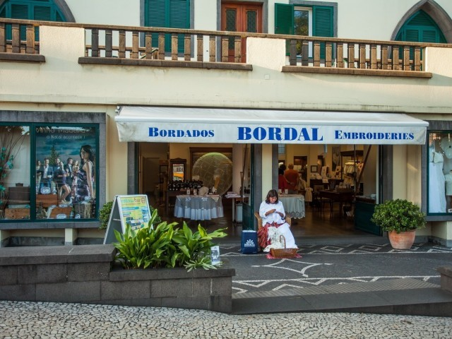 Cover photo of resource - Bordal - Bordados da Madeira