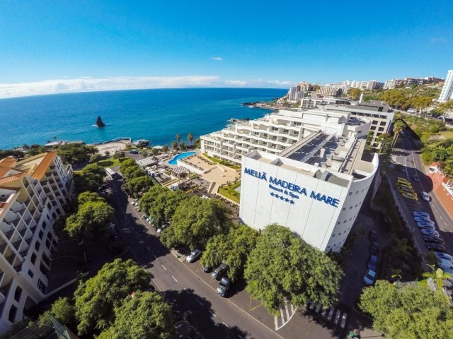 Cover photo of resource - Hotel Meliá Madeira Mare