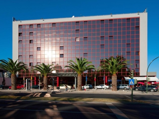 Cover photo of resource de Hotel Tryp Coimbra