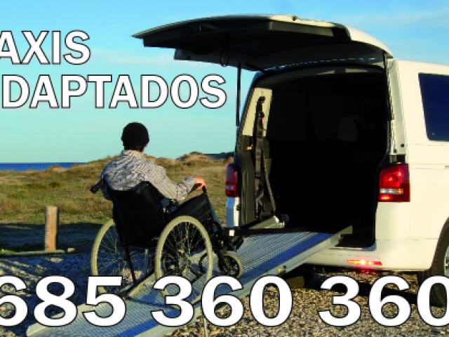 Cover photo of resource - TAXI ACCESIBLE