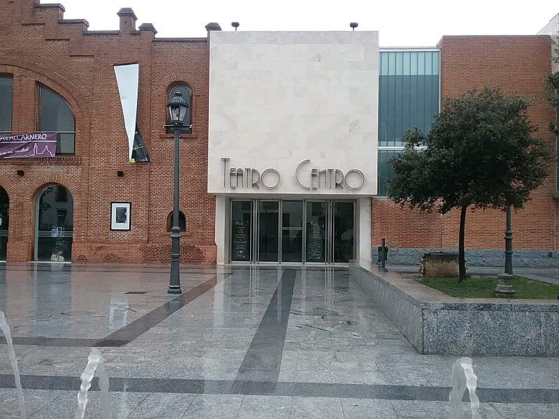 Cover photo of resource - Teatro Centro