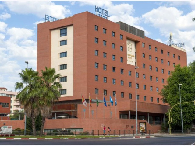 Cover photo of resource - Hotel Extremadura