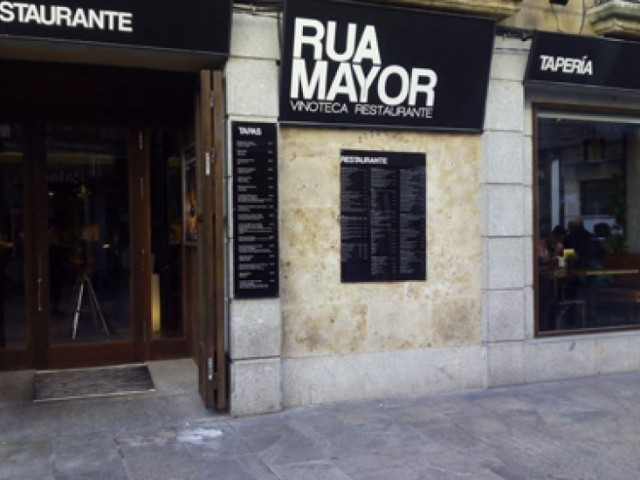 Cover photo of resource - Rua Mayor - Vinoteca Restaurante
