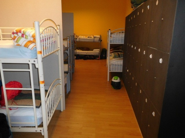 Photo/s of characteristics of adapted room