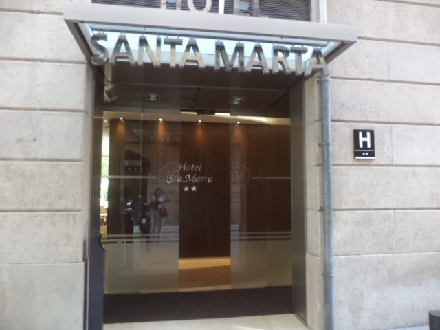 Cover photo of resource de Hotel Santa Marta
