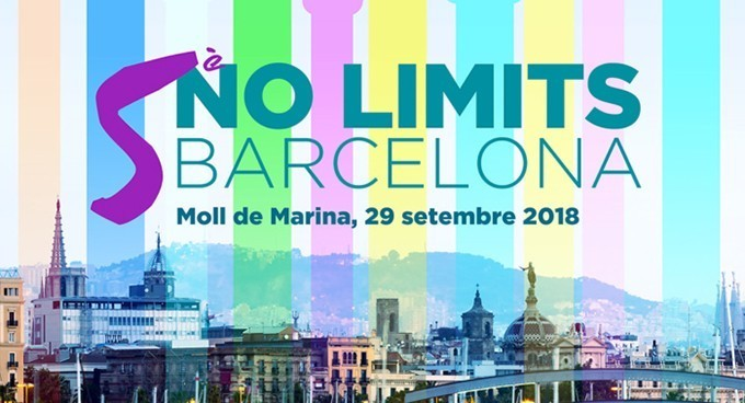Cover photo of the event de V edición de 'No Limits Barcelona'