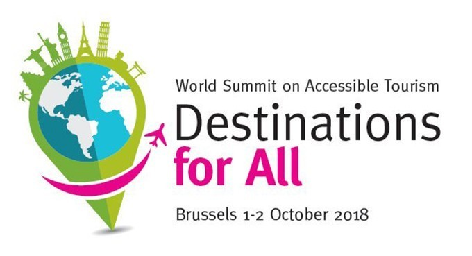Cover photo of the event de II Cumbre Mundial sobre Turismo Accesible 'Destinations for all 2018'