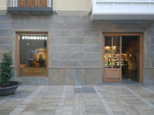 Cover photo of resource de Starbucks