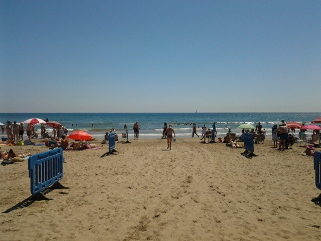 Cover photo of resource - PLAYA PUNTO ACCESIBLE DEL CABANYAL. VALENCIA