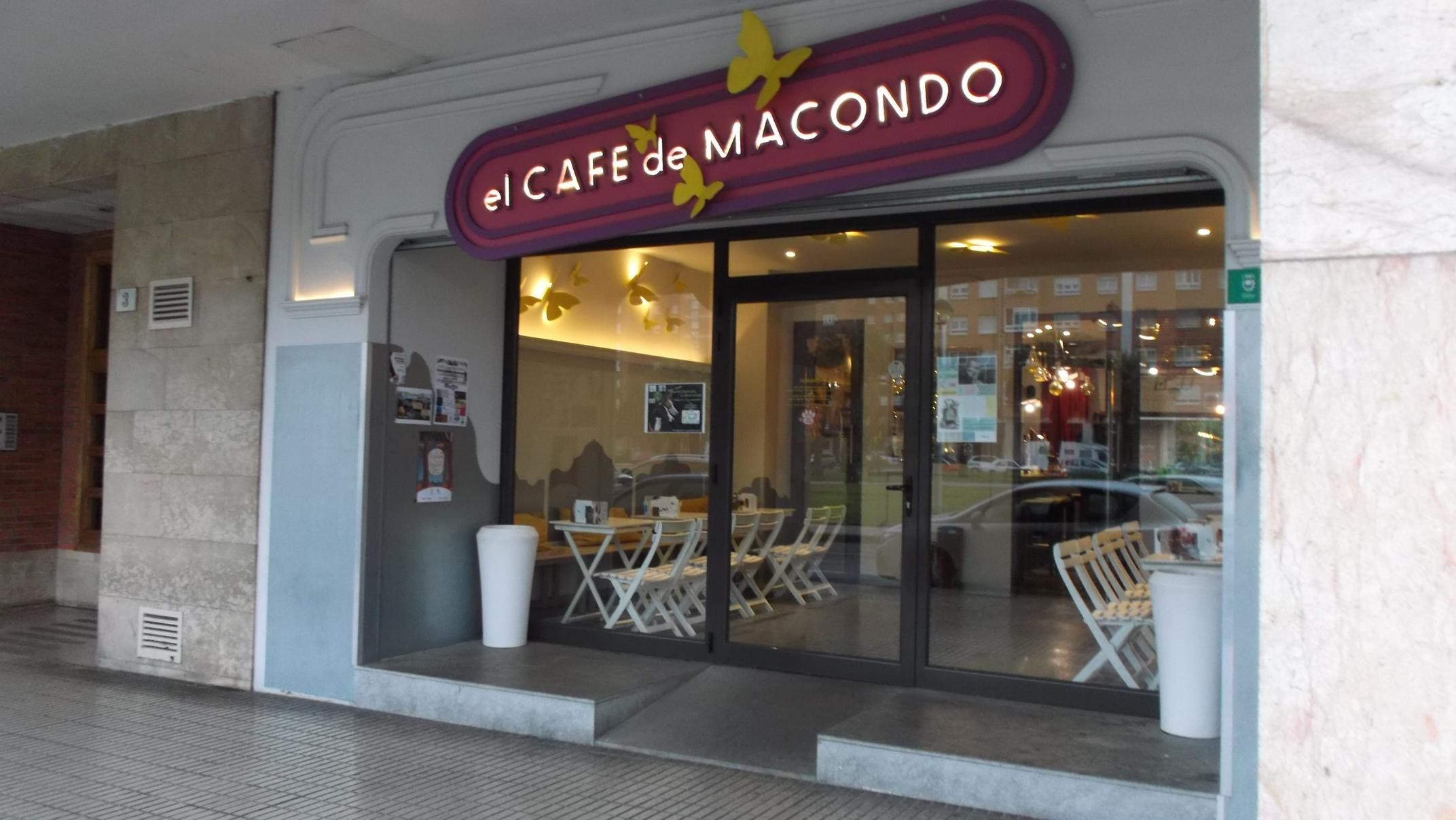Cover photo of resource de El Café de Macondo