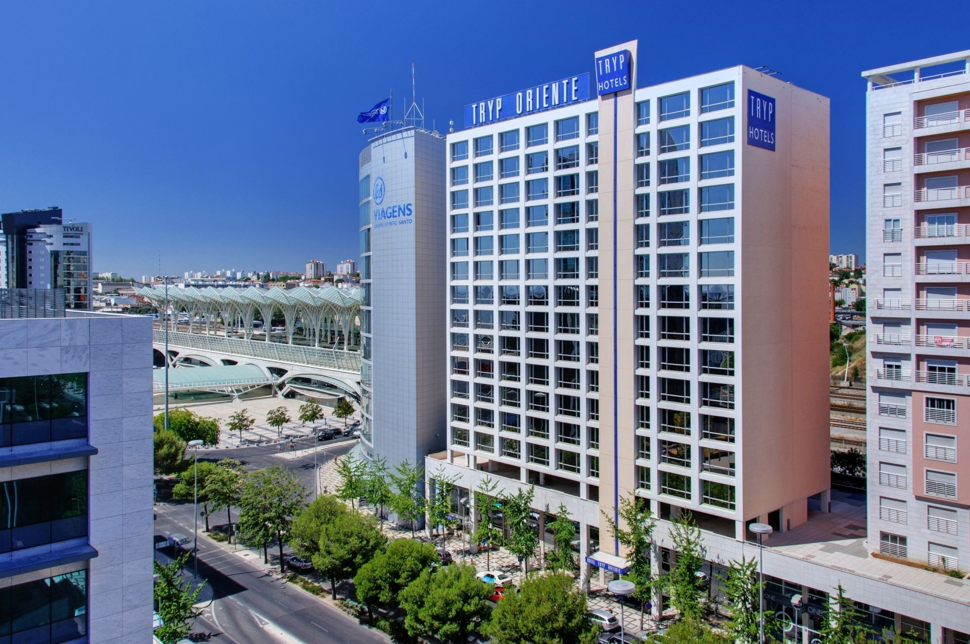 Cover photo of resource - Hotel Tryp Lisboa Oriente