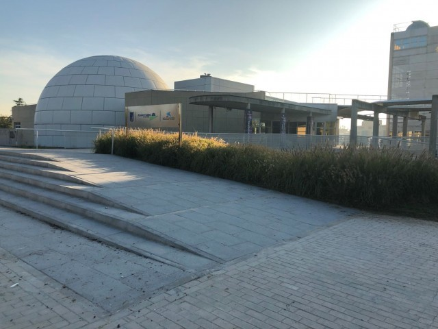 Cover photo of resource de Planetario de Madrid
