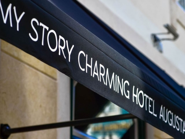 Cover photo of resource - My Story Charming Hotel Augusta