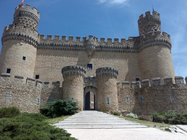 Cover photo of resource de Castillo de Manzanares el Real