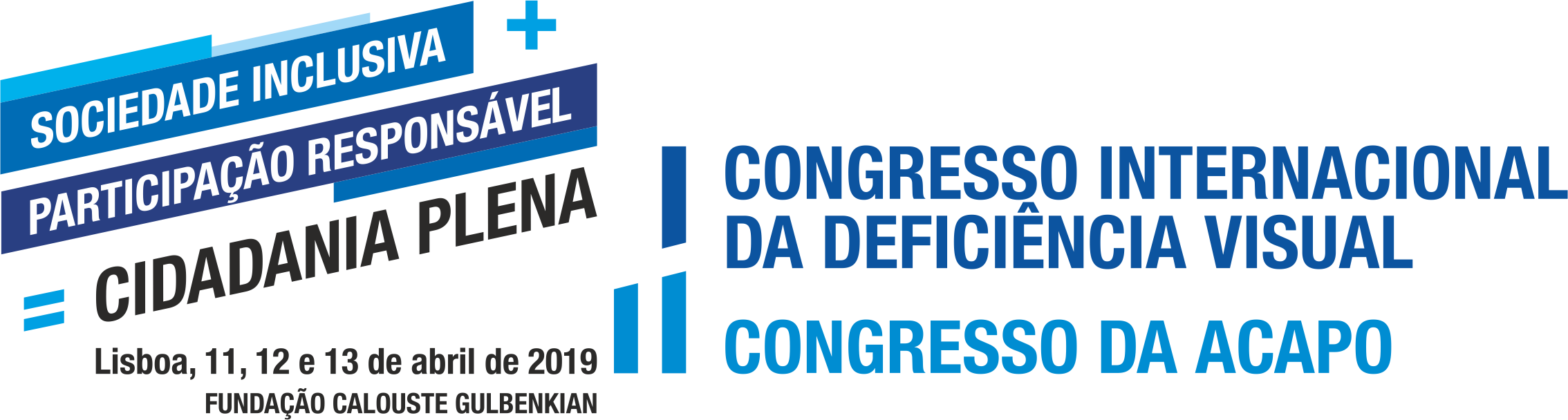 Cover photo of the event de II Congresso da ACAPO e I Congresso Internacional da Deficiência Visual