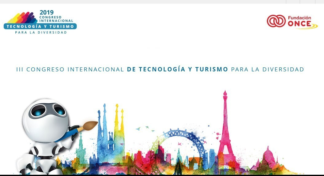 Cover photo of the event de III Congreso Internacional de Tecnología y Turismo para la Diversidad