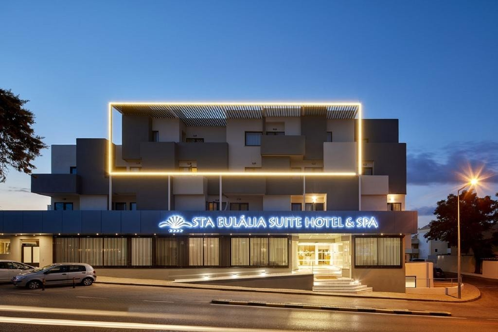 Cover photo of resource - Santa Eulália Suite Hotel & Spa