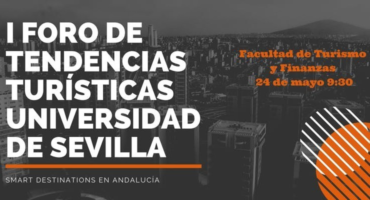 Cover photo of the event de I Foro de Tendencias Turísticas Universidad de Sevilla