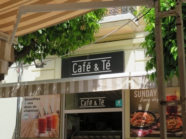 Cover photo of resource de Cafe&Té