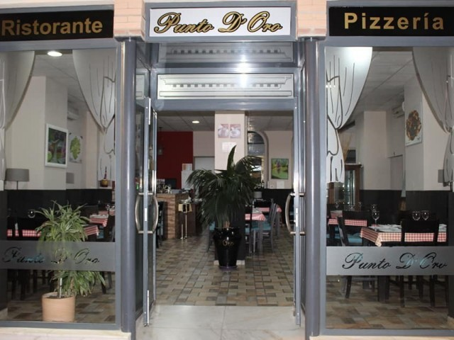 Cover photo of resource de Pizzería Punto D'Oro