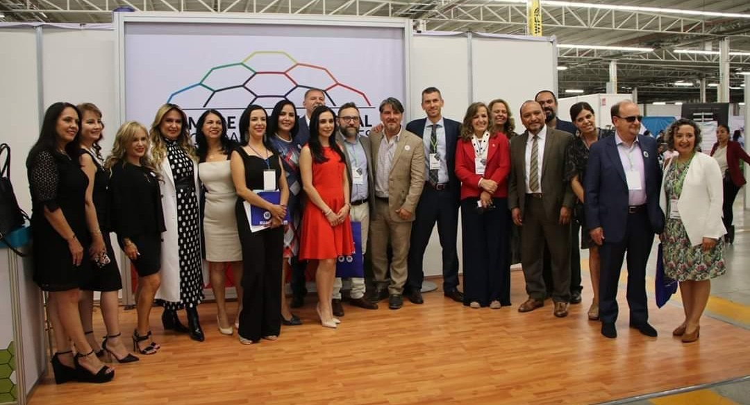 Photo of the news item de PREDIF participa en la Cumbre Internacional de Ciudades Incluyentes