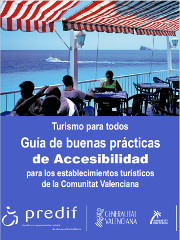 Best practices guide to accessibility in tourist establishments in the Valencia Region