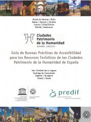 Accessibility best practices for tourism resources for World Heritage Cities in Spain