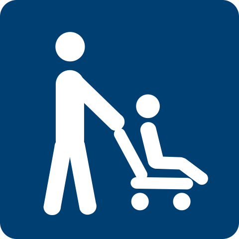 Facilities for families with small children