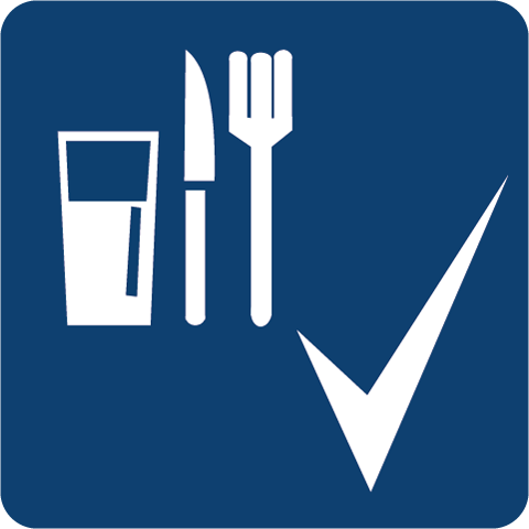 Menus for people with food intolerances
