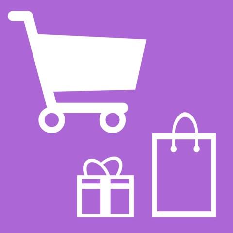 Pictogram Shopping
