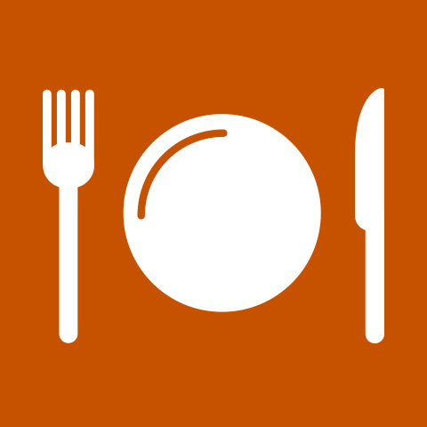 Subcategory Pictogram Restaurants