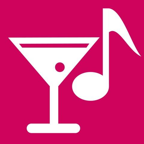 Pictogram Discos / Clubs / Party venues