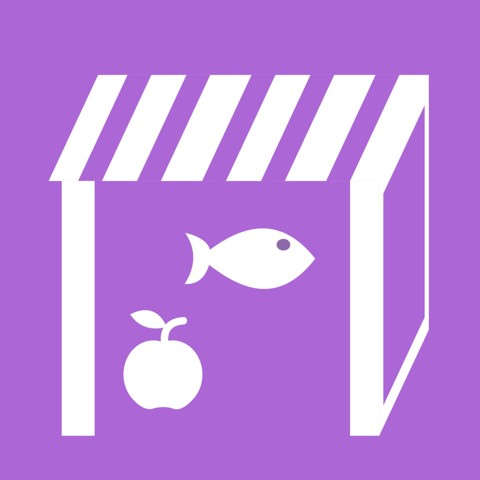 Subcategory Pictogram Shops / Stores